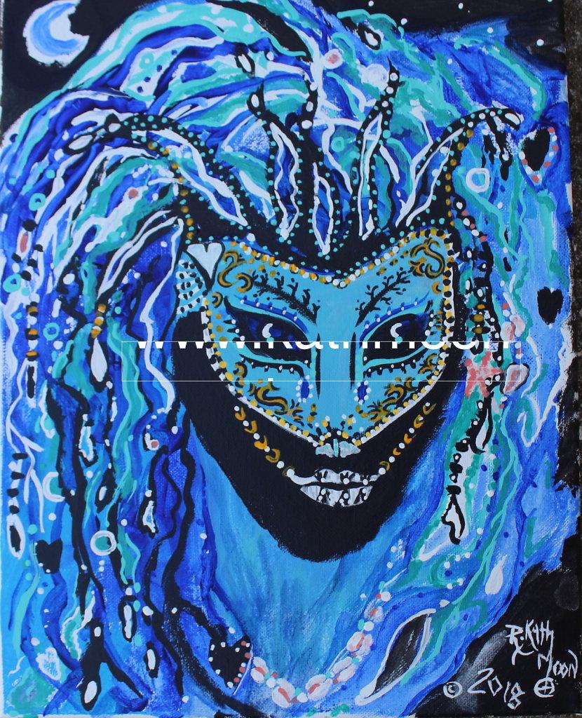 Yemaya Mask