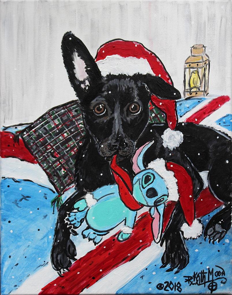 Wrigley Christmas