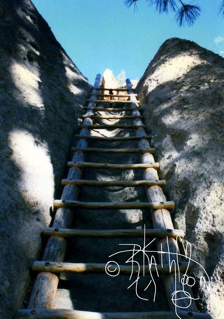 Bandelier Ladder