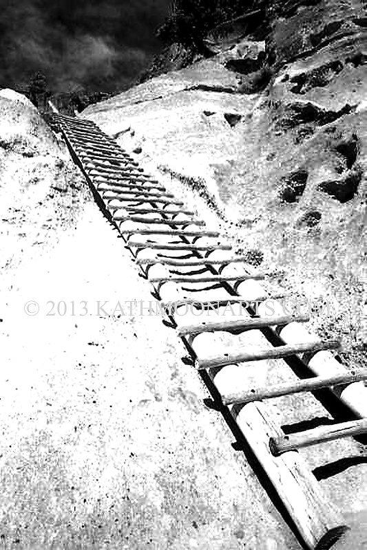Bandelier Ladder 1