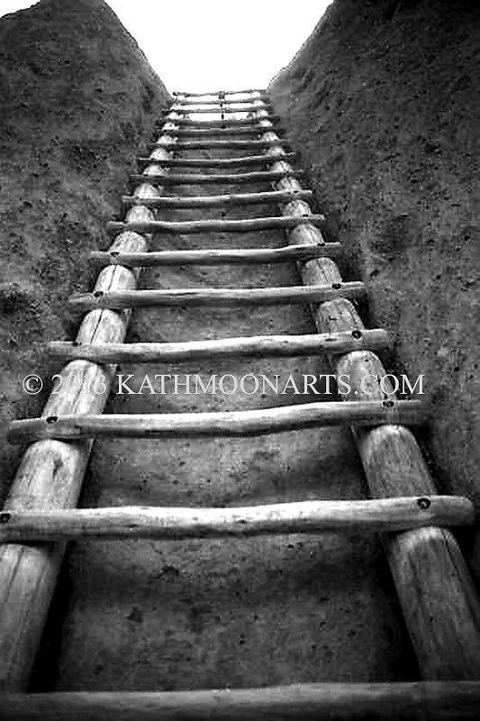 Bandelier Ladder 2