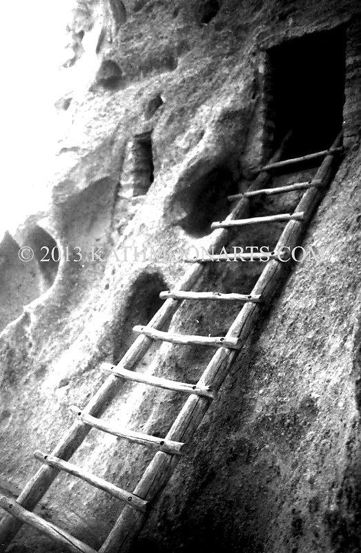 Bandelier Ladder 3