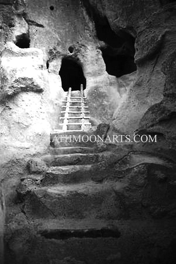 Bandelier Caves
